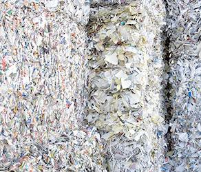 Rua Papel gestión residuos papel carton